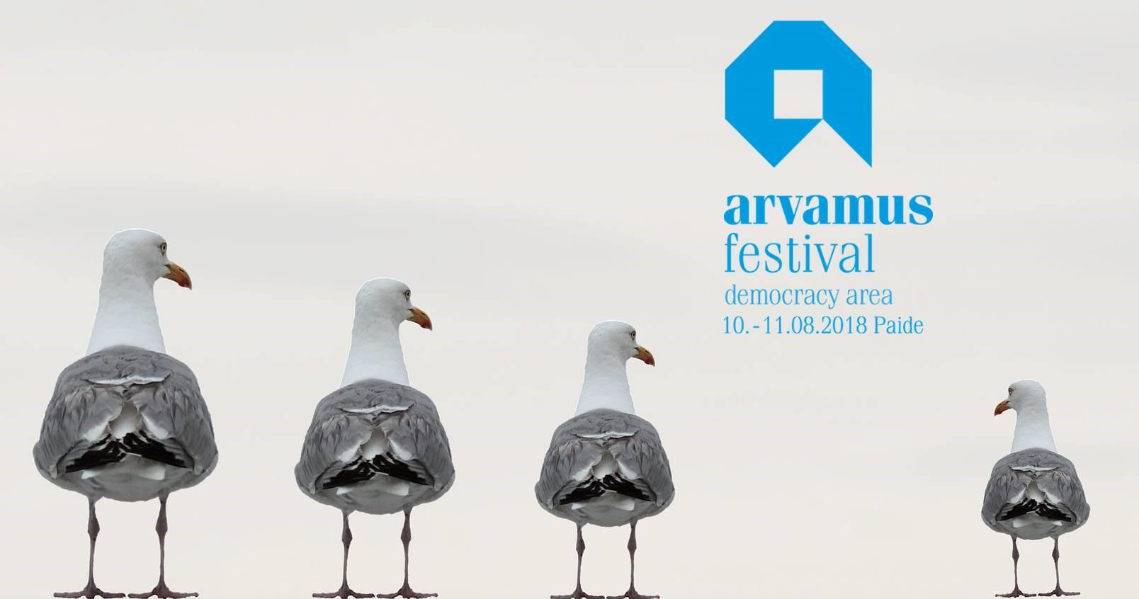 Image for Eesti Välispoliitika Instituut Arvamusfestivalil