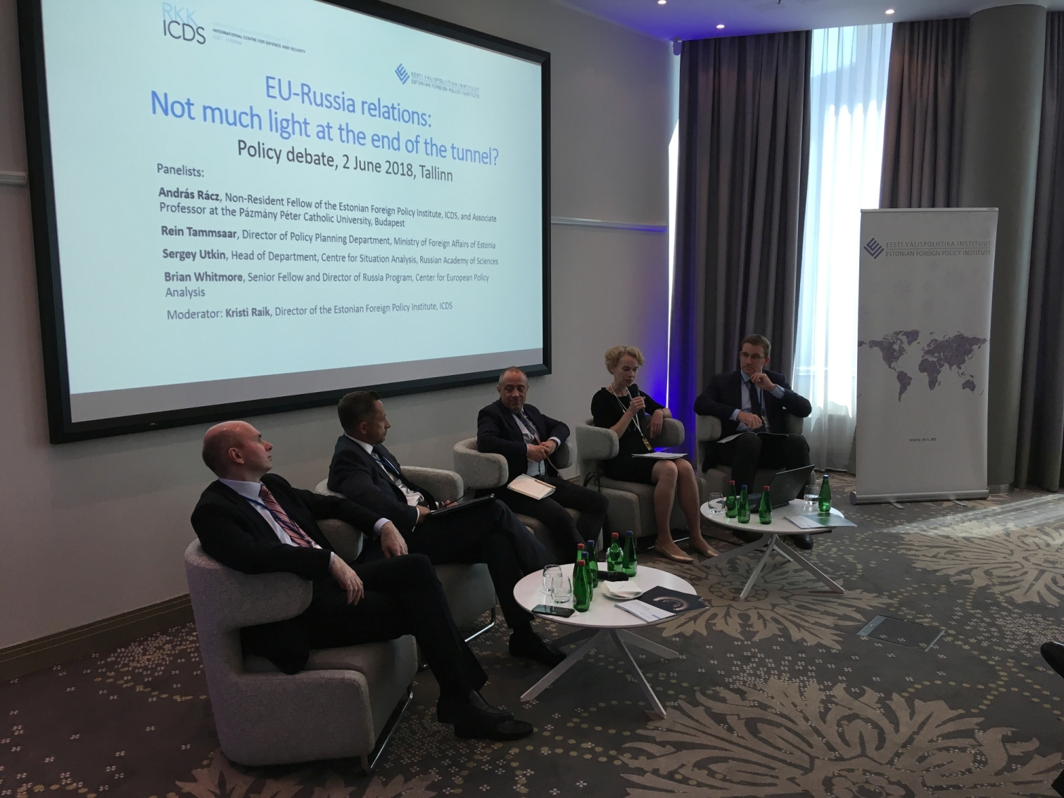 "Image for Report ""EU-Russia Relations in the New Putin Era"" launch at Lennart Meri Conference"