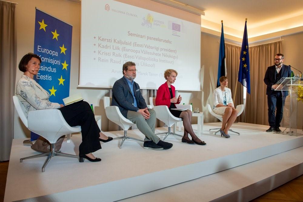 """Image for Seminar """"Eesti valikud ehk kuidas olla korraga eestlane, eurooplane ja maailmakodanik"""""""