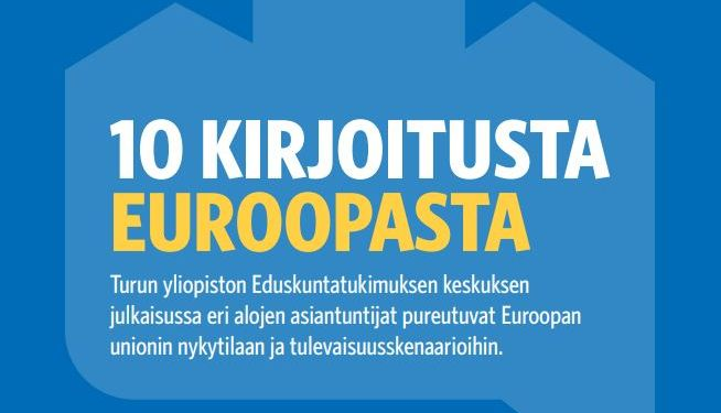 Image for Kristi Raik's essay on European defence published in a high-level Finnish volume