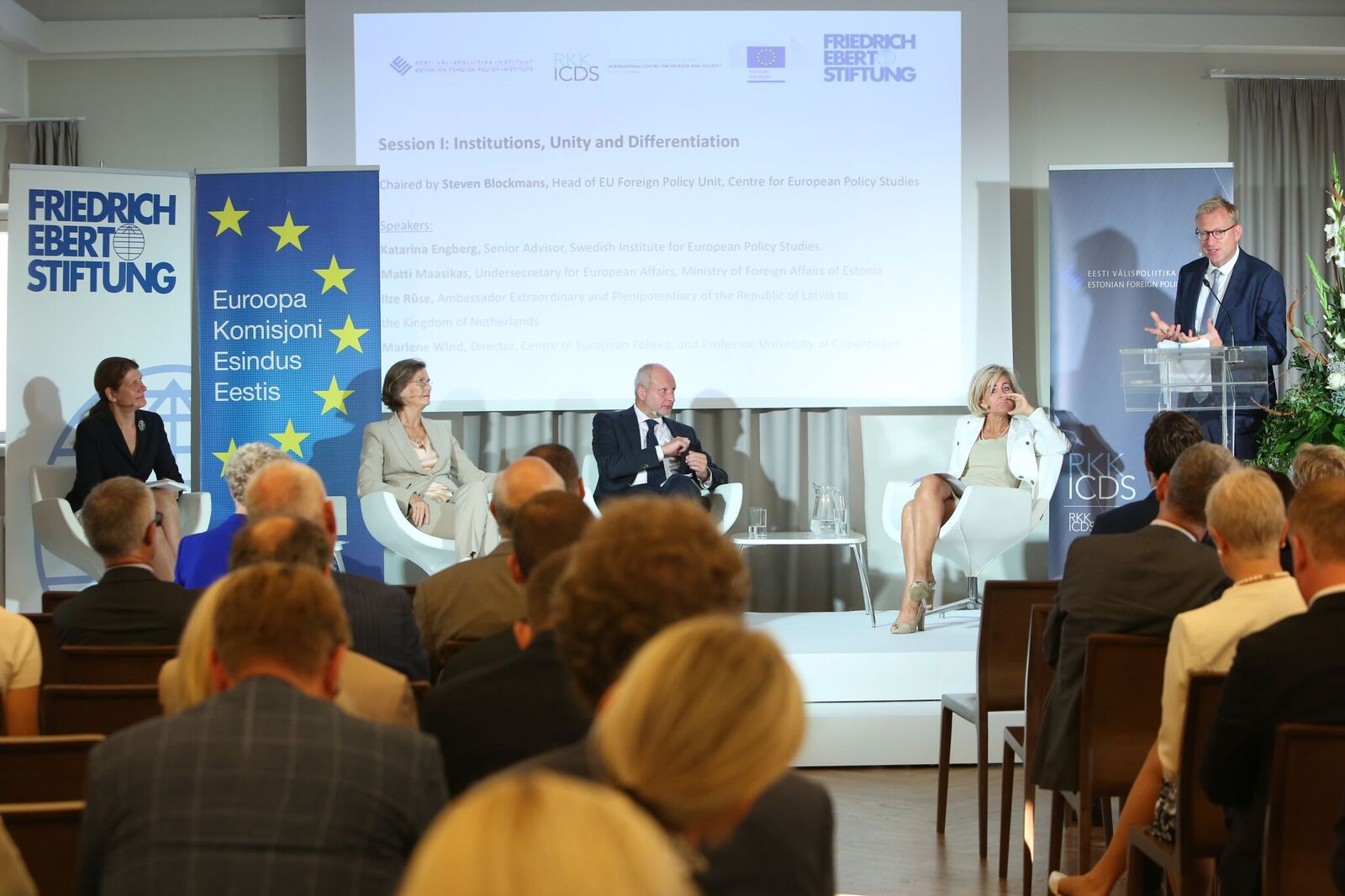 Image for Key Takeaways from the conference 'Nordic-Baltic Visions for Europe'