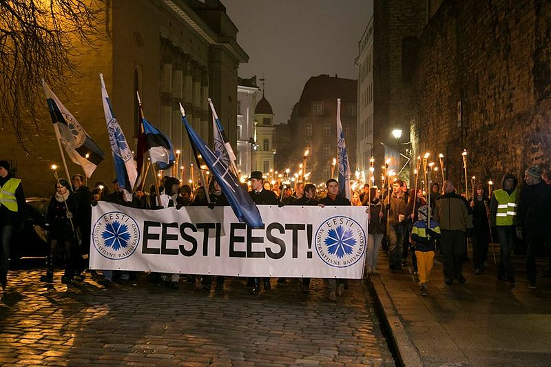 Image for ECFR Commentary on Estonia's radical right by ECFR Council Member Kristi Raik