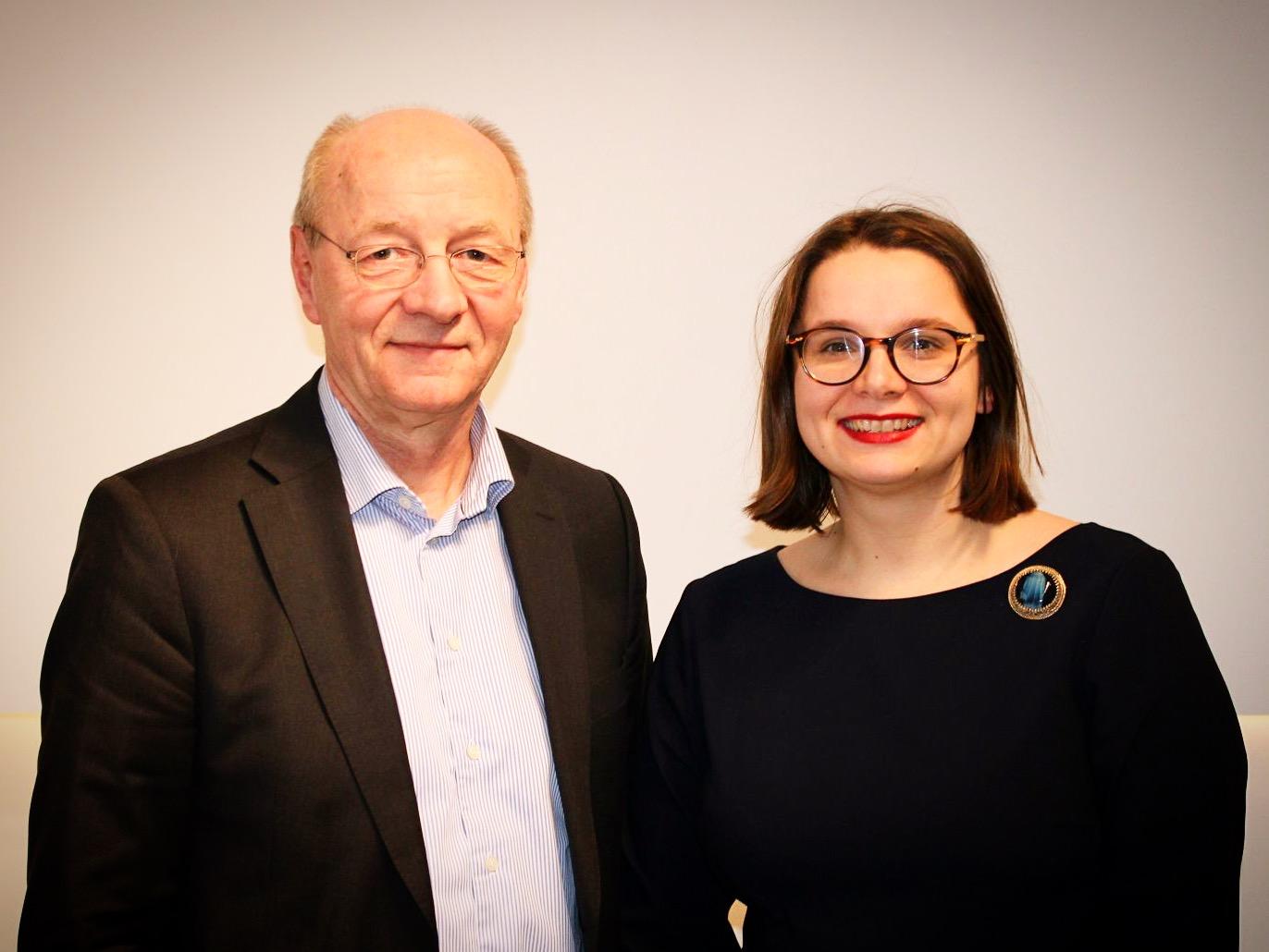Image for Presentation of the EU Coalition Explorer with Josef Janning