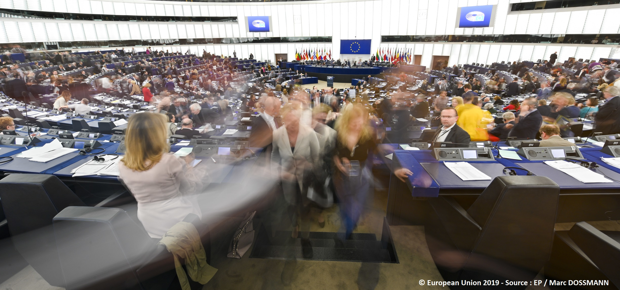 Image for European Parliament Elections 2019: A Shake-up of EU Politics?
