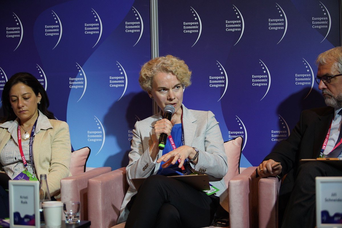 Image for Kristi Raik spoke at the European Economic Congress in Katowice on Transatlantic relations