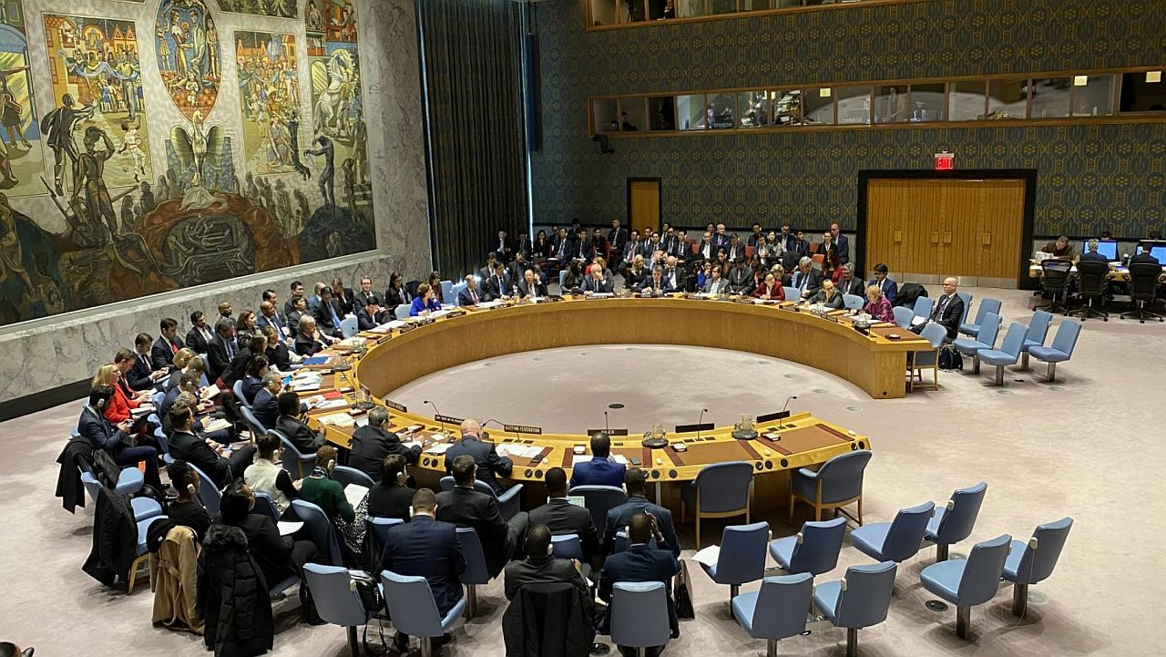 Image for UN Security Council in Times of Great Power Rivalry: How Can Small States Make a Difference?