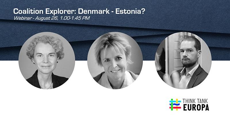 Image for Denmark & Estonia – Still Close Allies?